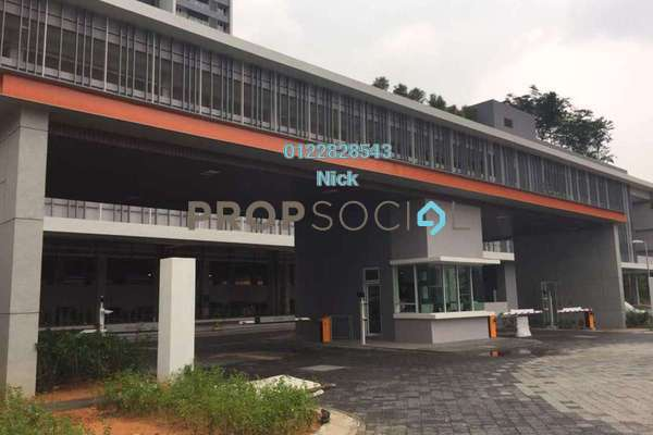 For Rent Condominium at Sunway GEO Residences, Bandar Sunway Leasehold Fully Furnished 2R/2B 3k