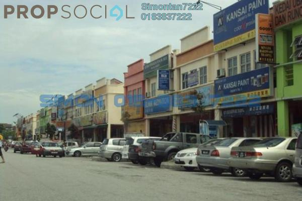For Rent Shop at Equine Park, Bandar Putra Permai Leasehold Semi Furnished 0R/0B 2.5k