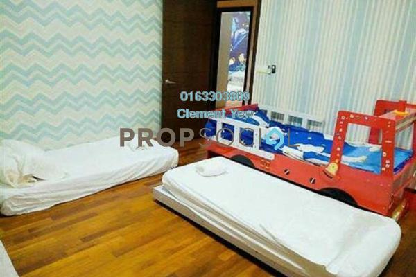 For Rent Condominium at 9 Bukit Utama, Bandar Utama Freehold Fully Furnished 5R/5B 5.5k
