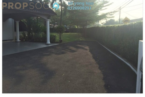 For Sale Bungalow at Taman Banang Ria, Batu Pahat Freehold Semi Furnished 6R/4B 2.8m