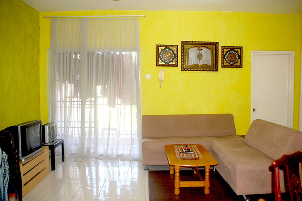 For Sale Apartment at Bayu Puteri, Tropicana Leasehold Semi Furnished 3R/2B 450k