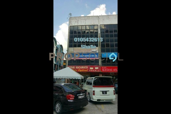 For Sale Office at Taman Melawati, Melawati Leasehold Unfurnished 0R/1B 500k