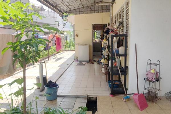 For Sale Terrace at Taman Mulia, Bandar Tun Razak  Unfurnished 6R/4B 1.68m