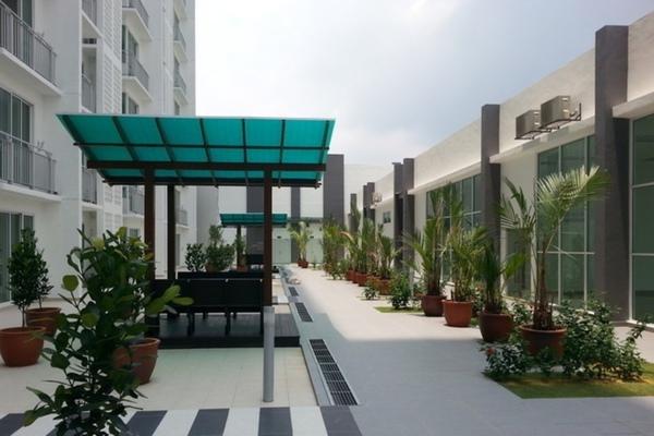 For Rent Condominium at Menara U, Shah Alam Leasehold Unfurnished 0R/0B 1.5k