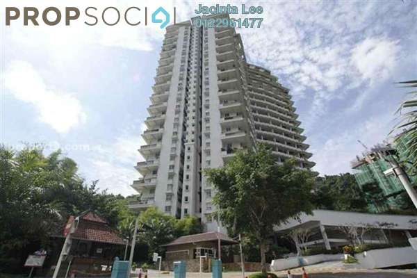 For Sale Duplex at Armanee Terrace I, Damansara Perdana Leasehold Semi Furnished 5R/4B 785k