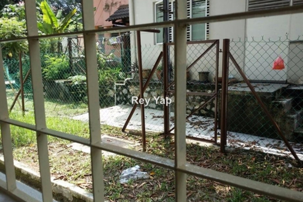 For Sale Link at SD10, Bandar Sri Damansara Freehold Semi Furnished 4R/3B 1m