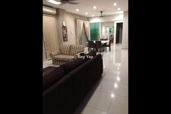 For Sale Link at Laman Bayu, Kota Damansara Leasehold Semi Furnished 5R/6B 1.9m