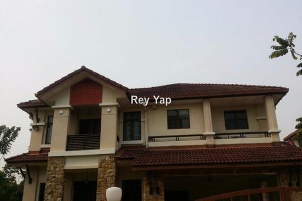 For Rent Bungalow at Aman Suria Damansara, Petaling Jaya Freehold Semi Furnished 5R/4B 8.5k