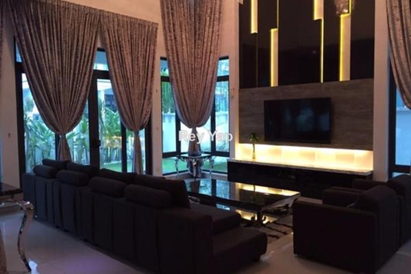 For Rent Bungalow at Casabella, Kota Damansara Leasehold Semi Furnished 6R/7B 10k