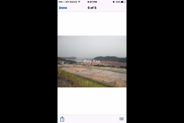 For Sale Land at Kayangan Heights, Shah Alam Leasehold Unfurnished 0R/0B 1.49m