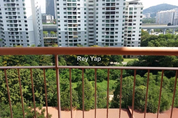For Rent Condominium at Cita Damansara, Sunway Damansara Leasehold Semi Furnished 3R/2B 2.1k