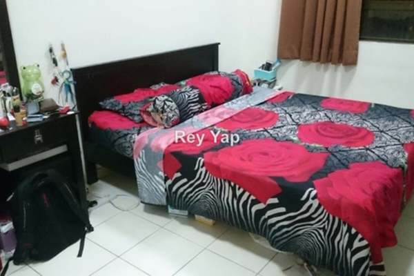 For Sale Condominium at Opal Damansara, Sunway Damansara Leasehold Semi Furnished 3R/2B 730k