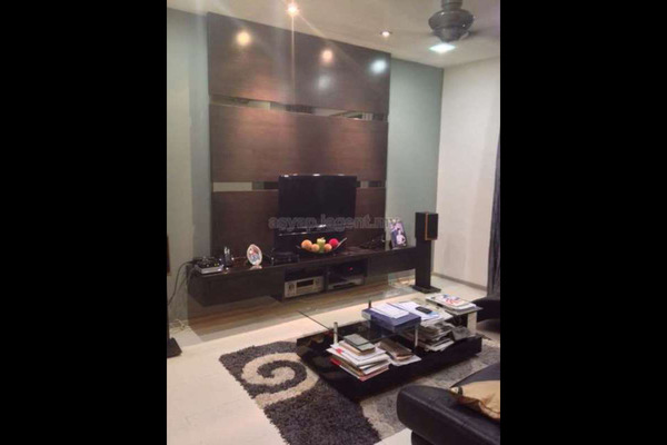 For Sale Condominium at Casa Indah 2, Tropicana Leasehold Semi Furnished 2R/3B 750k