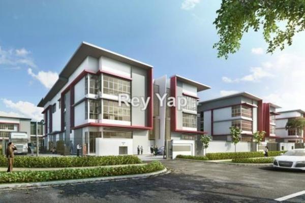 For Sale Factory at Nouvelle Industrial Park, Kota Damansara Leasehold Unfurnished 0R/4B 2.66m