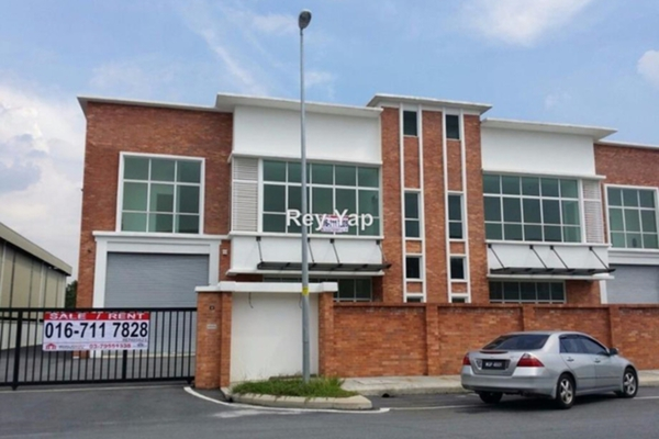 For Sale Factory at RCI Park, Rawang Leasehold Unfurnished 0R/4B 2.9m