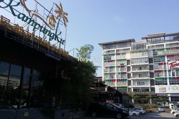 For Rent Office at Sunsuria Avenue, Kota Damansara Leasehold Unfurnished 0R/0B 1.1k