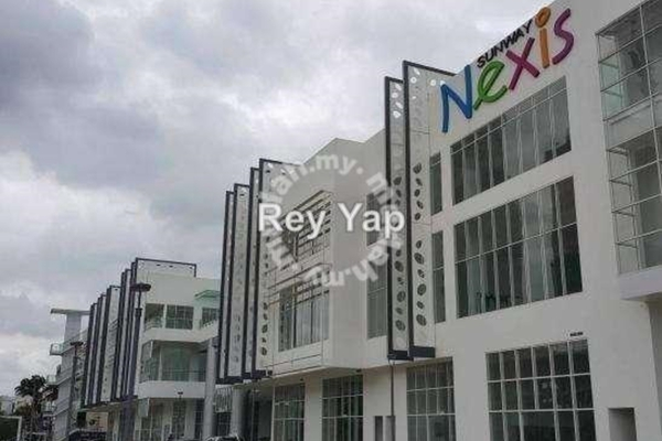 For Rent Office at Sunway Nexis, Kota Damansara Leasehold Unfurnished 0R/0B 2.8k