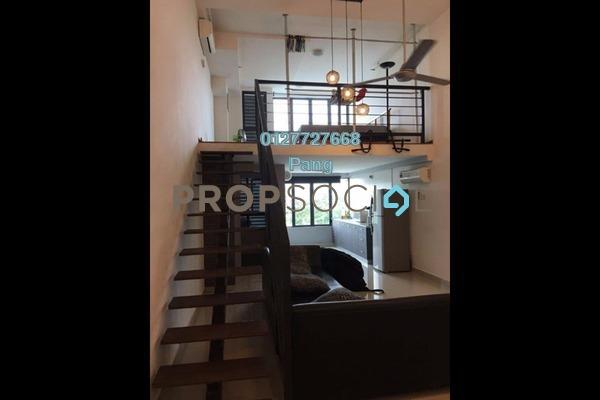 For Rent SoHo/Studio at Subang SoHo, Subang Jaya Freehold Semi Furnished 1R/1B 1.6k