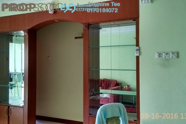 For Rent Condominium at City Garden Palm Villa, Pandan Indah Leasehold Fully Furnished 3R/2B 1.5k