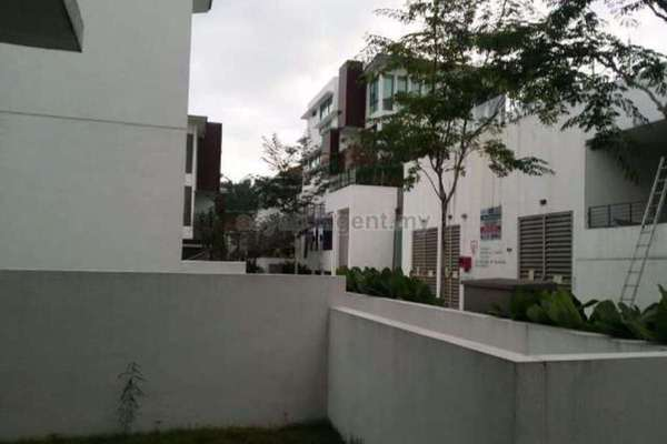 For Sale Semi-Detached at The Airie, Bandar Sri Damansara Freehold Semi Furnished 5R/6B 2.4m