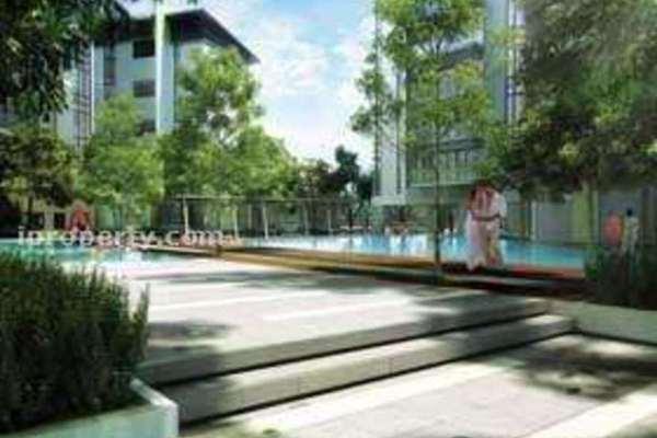 For Sale Condominium at Serin Residency, Cyberjaya Freehold Semi Furnished 3R/2B 480k