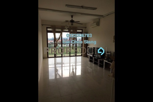 For Sale Condominium at Savanna 1, Bukit Jalil Freehold Semi Furnished 3R/2B 720k