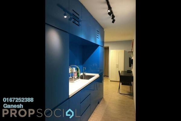 For Rent Condominium at Empire City, Damansara Perdana Leasehold Semi Furnished 1R/1B 1.1k