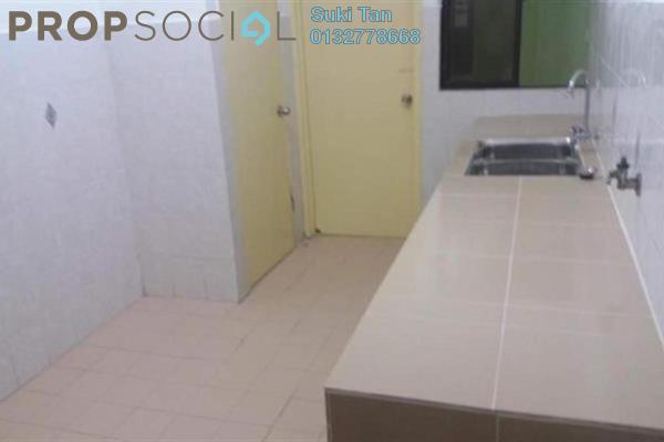 For Rent Condominium at Villa Angsana, Jalan Ipoh Freehold Semi Furnished 3R/2B 1.6k