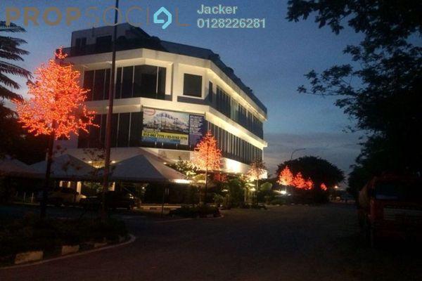 For Rent Office at Bukit Kemuning Industrial Park, Kota Kemuning Freehold Semi Furnished 0R/0B 45k