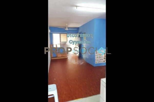 For Rent Apartment at Desa Satu, Kepong Freehold Semi Furnished 3R/2B 650translationmissing:en.pricing.unit