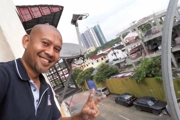 For Sale Apartment at Taman Megan Setapak, Setapak  Unfurnished 3R/2B 210k