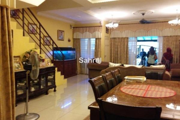 For Sale Terrace at Samudra Teres, Batu Caves Leasehold Semi Furnished 5R/5B 950k