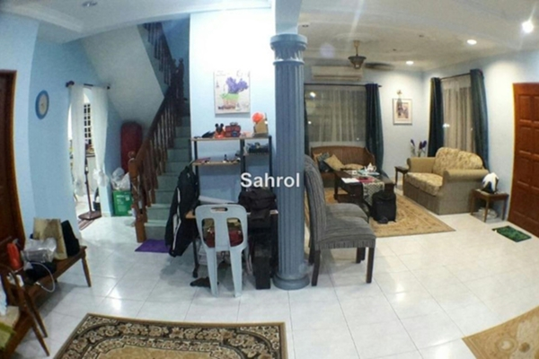 For Sale Bungalow at Kepong Baru, Kepong Freehold Semi Furnished 5R/4B 930k