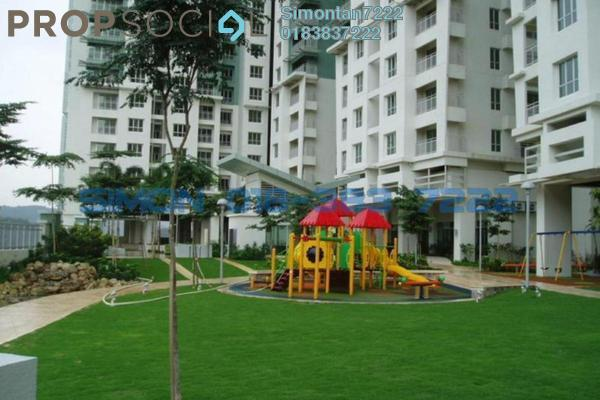 For Sale Condominium at Metropolitan Square, Damansara Perdana Leasehold Semi Furnished 3R/2B 668k
