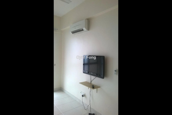For Sale Condominium at Tropicana City Tropics, Petaling Jaya Leasehold Semi Furnished 2R/2B 590k