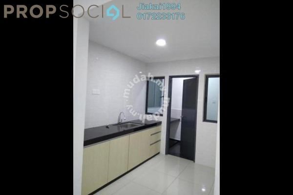 For Rent Condominium at Emerald Residence, Bandar Mahkota Cheras Freehold Semi Furnished 3R/2B 1.5k
