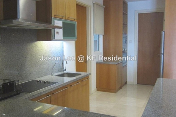 For Sale Condominium at Binjai Residency, KLCC Freehold Semi Furnished 3R/5B 2.21m