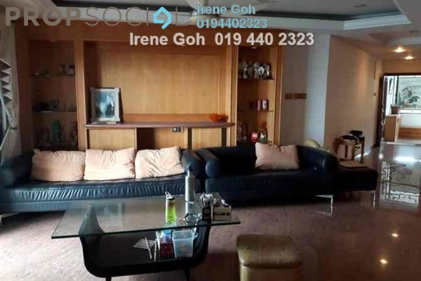 For Rent Condominium at Marina Bay, Tanjung Tokong Leasehold Fully Furnished 5R/4B 4.5k