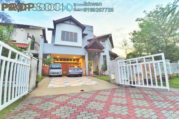 For Sale Semi-Detached at Forte, Bukit Jelutong Freehold Semi Furnished 6R/6B 2.9m