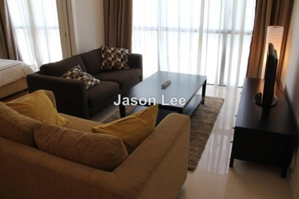 For Sale Condominium at Panorama, KLCC Freehold Fully Furnished 1R/1B 890k