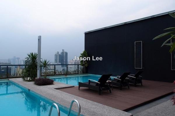 For Sale Condominium at Bintang Fairlane Residences, Bukit Bintang Freehold Fully Furnished 2R/2B 1.26m