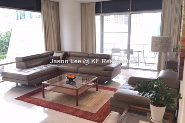 For Sale Condominium at Pavilion Residences, Bukit Bintang Leasehold Fully Furnished 3R/4B 3.85m