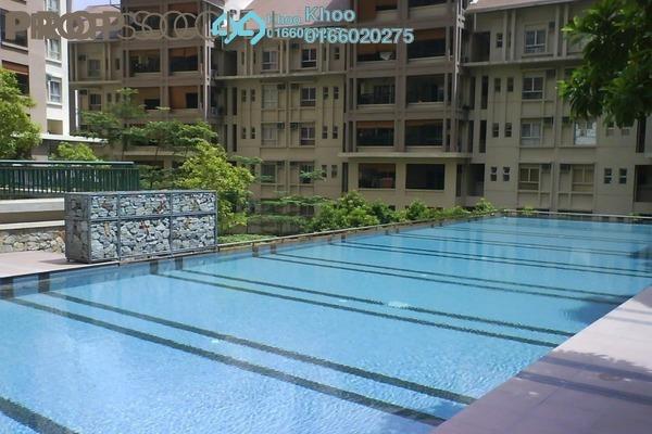 For Rent Condominium at Seri Maya, Setiawangsa Freehold Semi Furnished 3R/2B 2.5k