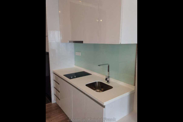 For Sale SoHo/Studio at One Residency, Bukit Ceylon Freehold Fully Furnished 0R/1B 600k
