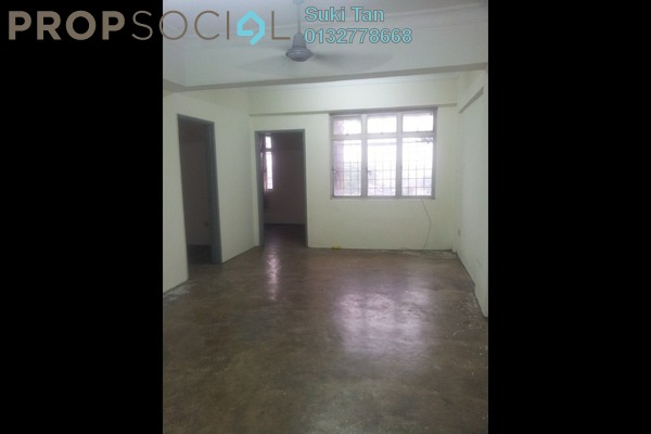 For Rent Apartment at Greenview Apartment, Kepong Freehold Semi Furnished 3R/2B 750translationmissing:en.pricing.unit