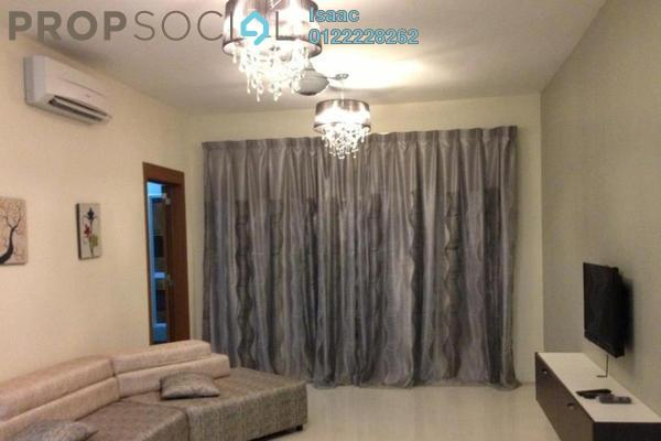 For Rent Condominium at Titiwangsa Sentral, Titiwangsa Freehold Fully Furnished 3R/2B 2.4k