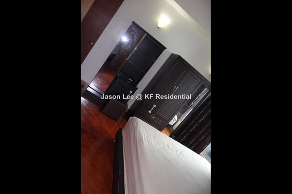 For Sale Condominium at Suasana Sentral Condominium, KL Sentral Freehold Fully Furnished 3R/3B 1.14m