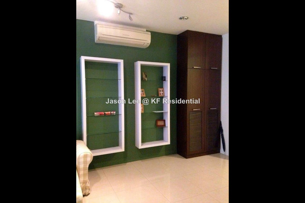 For Rent Condominium at Bintang Goldhill, KLCC Freehold Fully Furnished 2R/2B 3.5k
