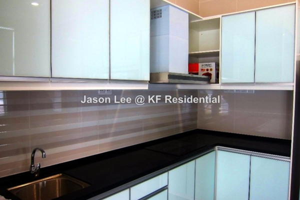 For Rent Semi-Detached at Beverly Heights, Ukay Freehold Semi Furnished 6R/6B 15k