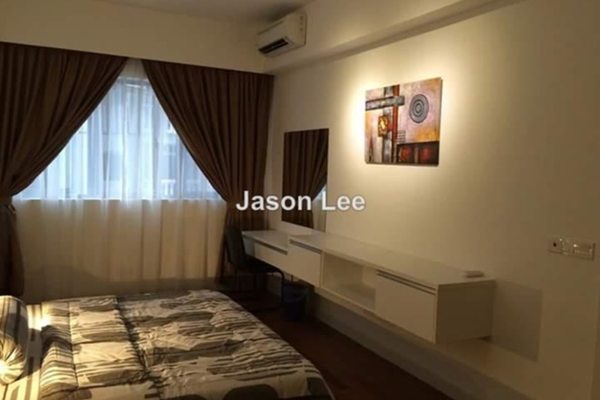 For Rent Condominium at Sixceylon, Bukit Ceylon Freehold Fully Furnished 1R/1B 2.5k